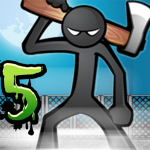 Anger of stick 5 : zombie  1.1.48 (MOD Unlimited Money)