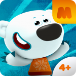 [APK] Be-be-bears – Creative world  (MOD Unlimited Money)