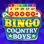 Bingo Country Boys Best Free Bingo Games  1.1.80 (MOD Unlimited Money)