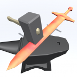 [APK] Blacksmith Shop Tycoon – Sword And Weapon Crafting 1.1.3 (MOD Unlimited Money)