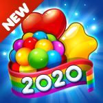 [APK] Candy Craze Match 3: 2020 New Puzzle Games Free 2.3.2 (MOD Unlimited Money)