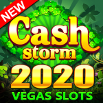 [APK] Cash Storm Casino – Online Vegas Slots GamesV 1.4.8 (MOD Unlimited Money)