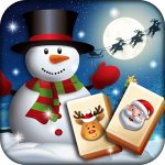 Christmas Mahjong Solitaire: Holiday Fun  1.0.49 (MOD Unlimited Money)