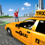 City Taxi Driving simulator: PVP Cab Games 2020  1.53 (MOD Unlimited Money)