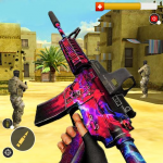 [APK] Counter Terrorist Critical Strike Force Special Op 4.0 (MOD Unlimited Money)