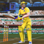 Cricket World Tournament Cup 2021: Play Live Game  8.8 (MOD Unlimited Money)
