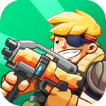 Cyber Dead Metal Zombie Shooting Super Squad  1.0.45.163 (MOD Unlimited Money)
