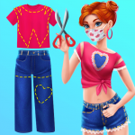DIY Fashion Star – Design Hacks Clothing Game  1.2.5 (MOD Unlimited Money)