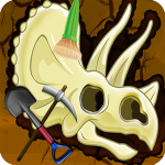 [APK] Digging Games – Find Dinosaurs Bones FREE 4 (MOD Unlimited Money)