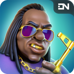 Downtown Gangstas: Gangster City – Hood Wars  0.4.50 (MOD Unlimited Money)