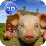 [APK] Euro Farm Simulator: Pigs  (MOD Unlimited Money) 1.04