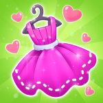 Fashion Dress up games for girls. Sewing clothes  7.1.4 (MOD Unlimited Money)