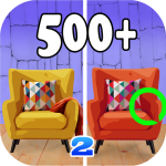 [APK] Find The Differences 500 Photos 2 1.0.8 (MOD Unlimited Money)