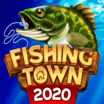 [APK] Fishing Town: 3D Fish Angler & Building Game 2020 1.0.8 (MOD Unlimited Money)