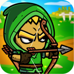 Five Heroes: The King's War  4.0.5 (MOD Unlimited Money)