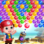 [APK] Flower Games – Bubble Shooter 4.1 (MOD Unlimited Money)