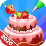 Food Diary New Games 2020 & Girls Cooking games  2.1.6 (MOD Unlimited Money)