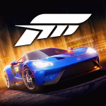 Forza Street Tap Racing Game  37.1.0 (MOD Unlimited Money)