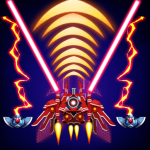 [APK] Galaxy Invader: Space Shooting 2.5  (MOD Unlimited Money)