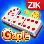 Domino Gaple Zik Game: Free and Online  4.9.0 (MOD Unlimited Money)