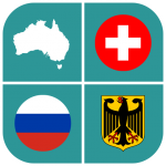 [APK] Geography Quiz – flags, maps & coats of arms 1.5.4  (MOD Unlimited Money)