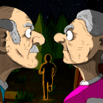 [APK] Grandpa And Granny Two Night Hunters 0.4.14 (MOD Unlimited Money)