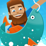 Hooked Inc Fishing Games  2.20.3 (MOD Unlimited Money)