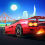 Horizon Chase Thrilling Arcade Racing Game  1.9.28 (MOD Unlimited Money)