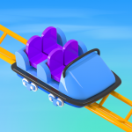 Idle Roller Coaster  2.5.7 (MOD Unlimited Money)