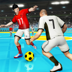 Indoor Soccer Games: Play Football Superstar Match  75 (MOD Unlimited Money)