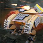 [APK] Iron Battle Age: Tanks vs Robots 1.67.1 (MOD Unlimited Money)