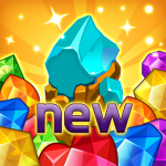 [APK] Jewels fantasy:  Easy and funny puzzle game 1.7.0 (MOD Unlimited Money)