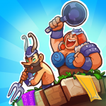 [APK] King Of Defense: Battle Frontier (Merge TD) 1.6.4 (MOD Unlimited Money)