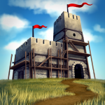 Lords & Knights Medieval Building Strategy MMO  8.16.0 (MOD Unlimited Money)