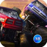 [APK] Monster Truck Derby 3D 1.4 (MOD Unlimited Money)