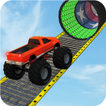 [APK] Monster Truck Stunt Race : Impossible Track Games 1.14   (MOD Unlimited Money)