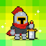 [APK] Mr.Kim – 8 bit idle heroes  6.1.23(MOD Unlimited Money)