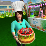 [APK] My Home Bakery Food Delivery Games 1.13 (MOD Unlimited Money)