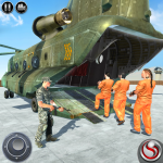 [APK] OffRoad US Army Helicopter Prisoner Transport Game 2.3 (MOD Unlimited Money)
