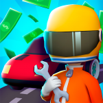 [APK] Pit Crew Heroes – Idle Racing Tycoon  2020.29.16 (MOD Unlimited Money)