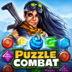 Puzzle Combat: Match-3 RPG  31.1.0 (MOD Unlimited Money)