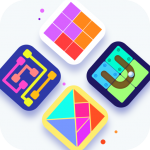 [APK] Puzzly    Puzzle Game Collection 1.0.30 (MOD Unlimited Money)