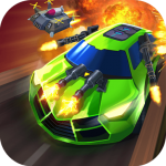 [APK] Road Rampage: Racing & Shooting to Revenge 4.5.2 (MOD Unlimited Money)