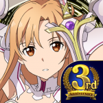 SWORD ART ONLINE:Memory Defrag  2.5.2 (MOD Unlimited Money)