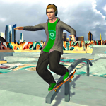 Skateboard FE3D 2 Freestyle Extreme 3D  1.30 (MOD Unlimited Money)