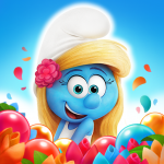 Smurfs Bubble Shooter Story  3.03.040105 (MOD Unlimited Money)