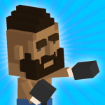 Square Fists Boxing 🥊  1.98 (MOD Unlimited Money)