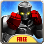 [APK] Steel Street Fighter 🤖 Robot boxing game 3.02 (MOD Unlimited Money)