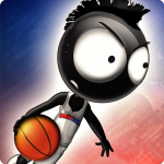 [APK] Stickman Basketball 2017 1.1.5 (MOD Unlimited Money)