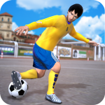 [APK] Street Soccer League 2.5: Play Live Football Game 2.4 (MOD Unlimited Money)